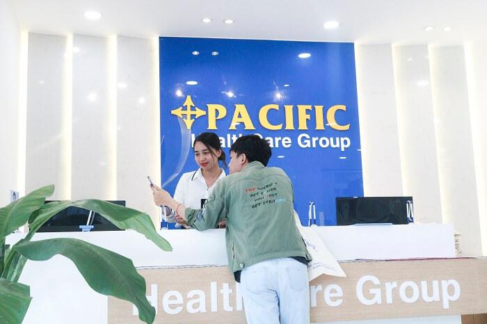 Đa khoa Pacific cung cấp đa dạng dịch vụ chuyên nghiệp, tận tâm