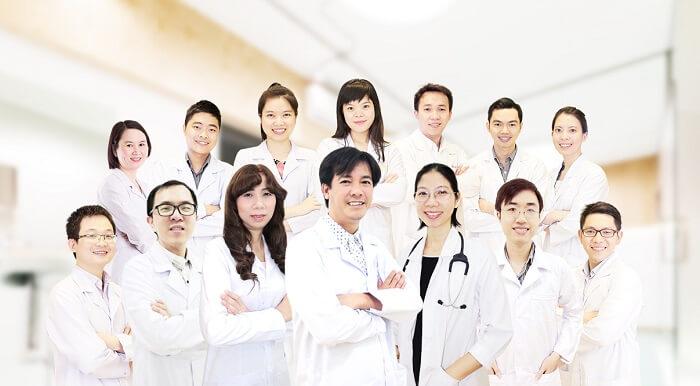 Bác sĩ giàu kinh nghiệm tại Phòng khám Đa khoa pacific