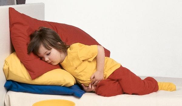 Nguyên nhân gây tiêu chảy nhiễm trùng trẻ em