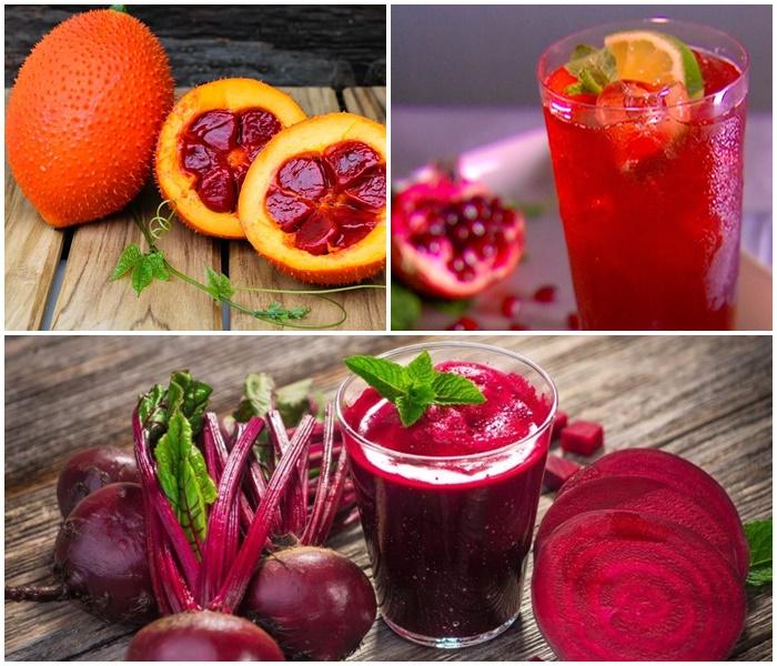 Trước khi nội soi đại tràng không nên ăn thực phẩm màu đỏ
