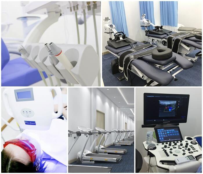 Phòng khám đa khoa ở Biên Hòa tốt là địa chỉ có trang thiết bị hiện đại