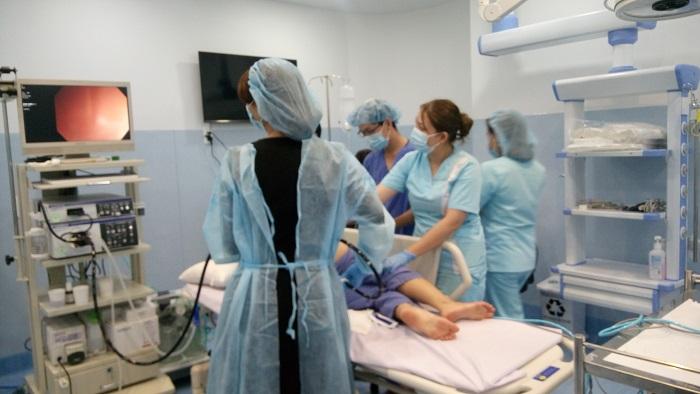 Nội soi đại tràng Sigma An toàn - Không đau