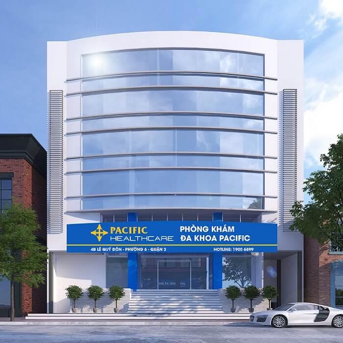 Phòng khám Đa khoa Pacific