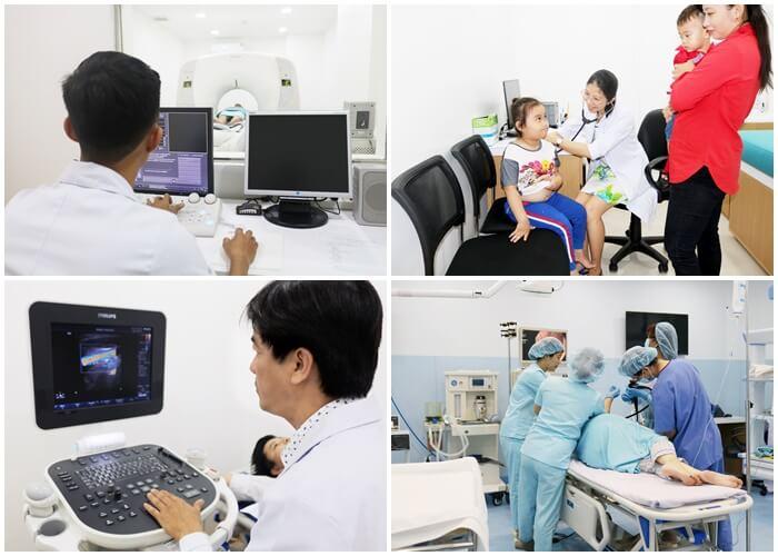 MIỄN PHÍ 100% khám Nội tổng quát tại Phòng khám Đa khoa Pacific -2