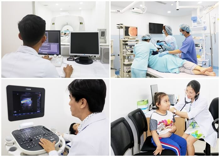Phòng khám đa khoa TPHCM tốt nhất