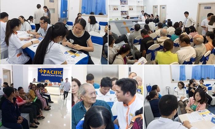 MIỄN PHÍ 100% khám Nội tổng quát tại Phòng khám Đa khoa Pacific -3