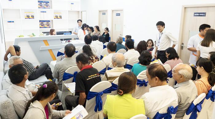Phòng khám Đa khoa Pacific là địa chỉ được đông đảo khách hàng lựa chọn