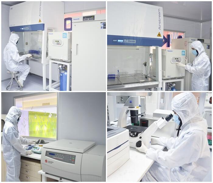 Xét nghiệm máu kiểm tra viêm gan B tại Pacific