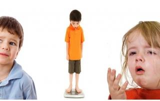 dấu hiệu trẻ suy dinh dưỡng