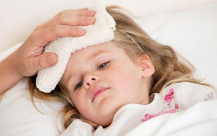 biểu hiện viêm phổi ở trẻ em