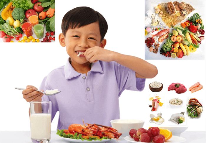 Trẻ bị suy dinh dưỡng phải làm sao