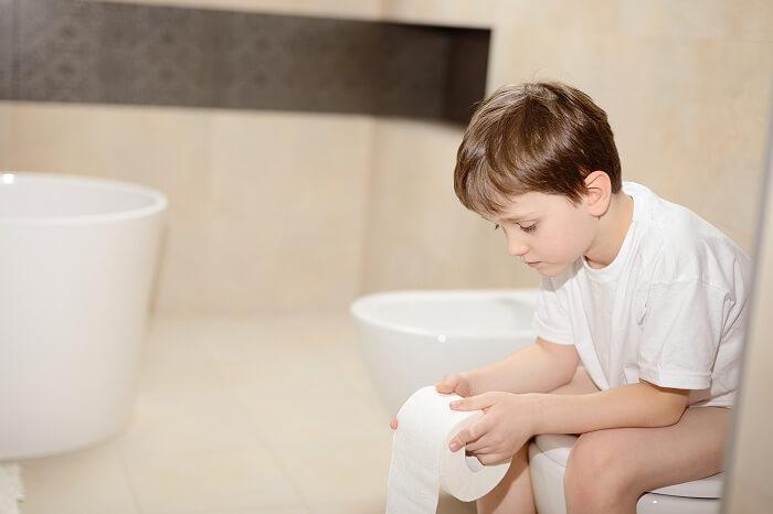 nguyên nhân trẻ bị tiêu chảy