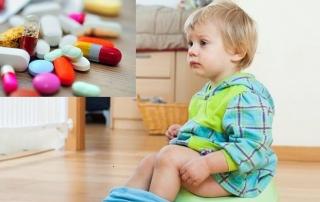 Trẻ bị tiêu chảy cấp uống thuốc gì?