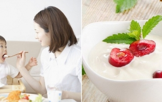 Bé bị tiêu chảy có nên ăn sữa chua không
