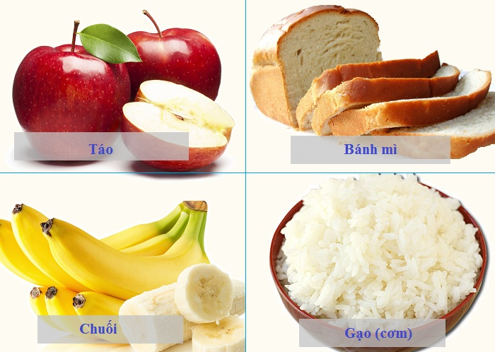 Trẻ bị tiêu chảy mẹ nên ăn gì?