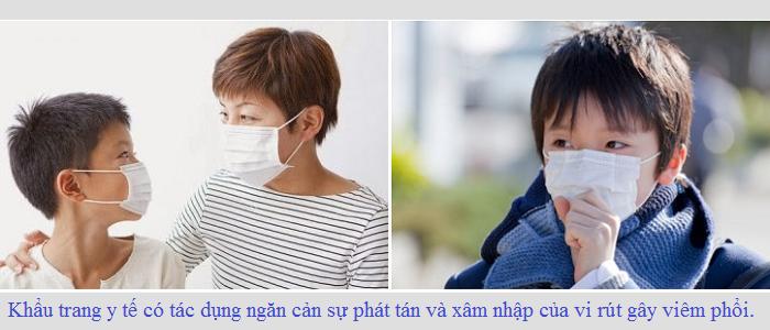 Bệnh viêm phổi ở trẻ em có lây không? - Giải đáp từ bác sĩ chuyên khoa